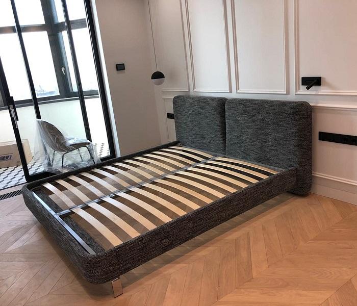 Кровать Френди в интерьере