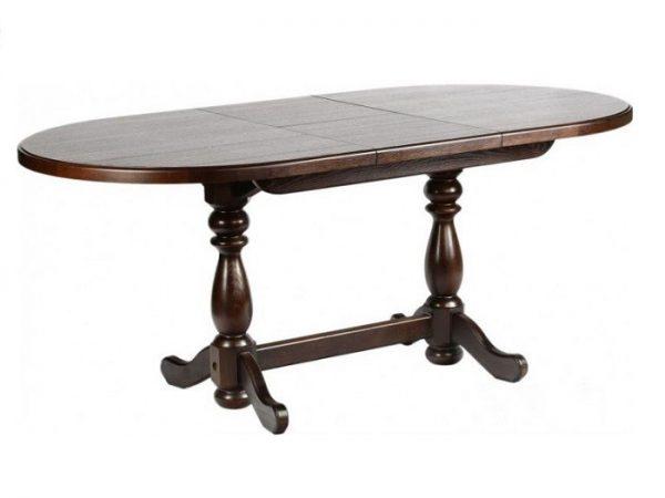Стол Гирне-4 1350(1750)х800 орех