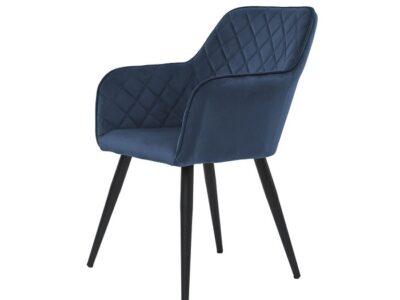 Кресло Антиба полуночный синий