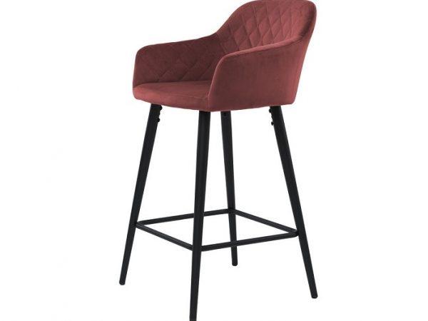 Барный стул Антиба гранат