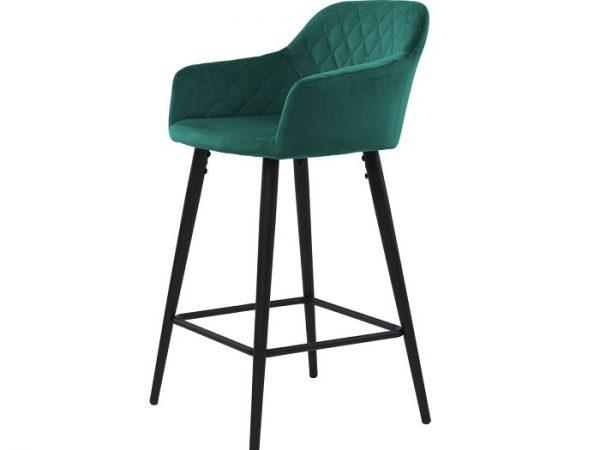 Барный стул Антиба зеленый азур