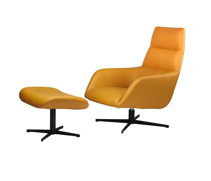 Кресло Беркли, цвет светло-коричневый