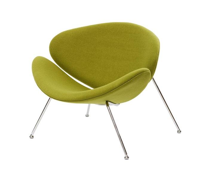 Кресло Фостер, цвет зеленый