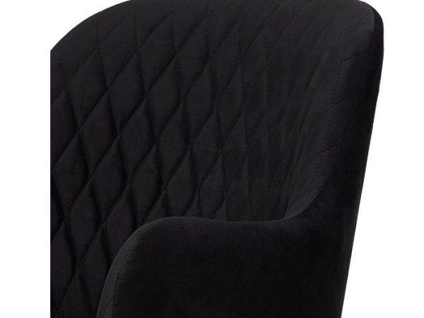 Кресло Джой черное