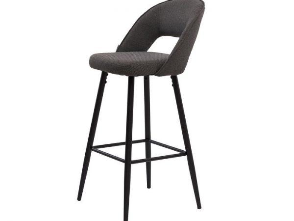 Барный стул Тейлор серый графит