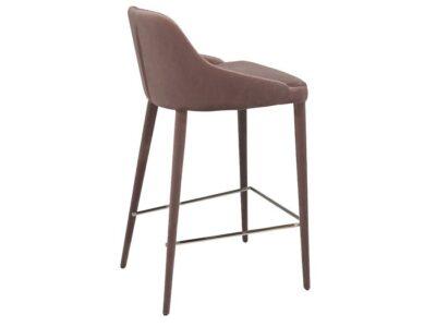Барный стул Элизабет шоколадный