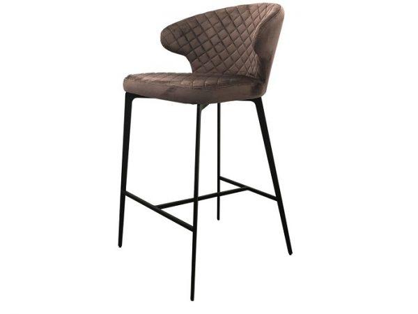 Барный стул Кин шоколад