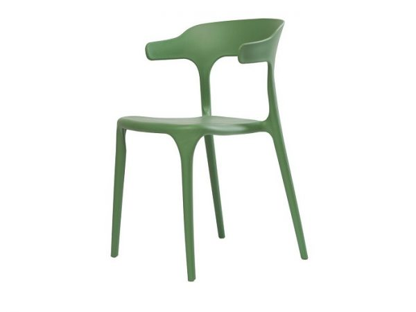 Стул Lucky (Лаки) пластиковый зеленая мята