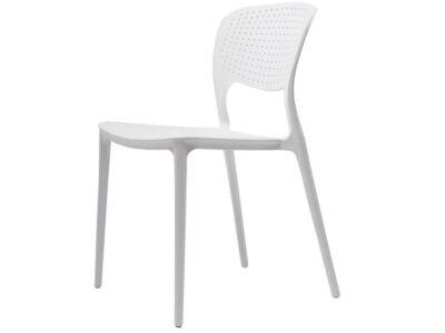Стул Spark (Спарк) пластиковый белый
