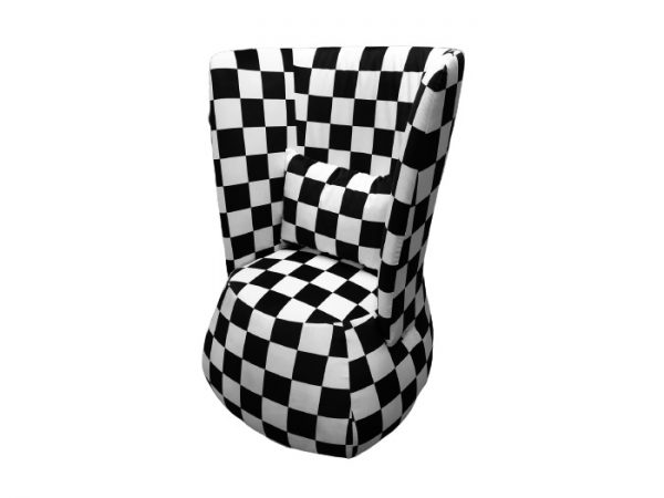Кресло Вельвет Chess
