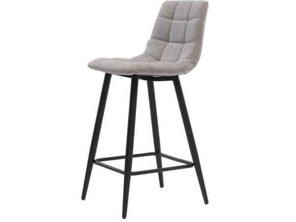 Полубарный стул Glen серый